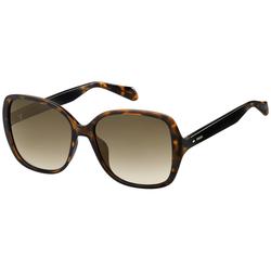 Fossil Sonnenbrille FOS 3088/S braun