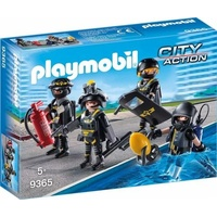 Playmobil City Action SEK-Team 9365