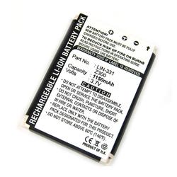 Akku für GlobalSat BT-359/BT-359W/TR-101 Li-Ion