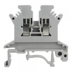 Reihenklemme 1.5mm2 Schraubklemme Grau VDE UL 2940