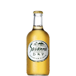 Savanna Dry Premium Cider 0,33 Liter