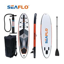 SEAFLO Inflatable SUP-Board Seaflo SUP Board Stand Up Paddle Surf-Board aufblasbar inkl.Paddel ISUP 305cm 10