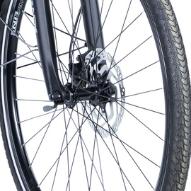Fischer ETH 1861.1 28 Zoll RH 50 cm schwarz matt 2020