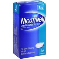 Nicotinell Mint 1 mg Lutschtabletten 36 St.