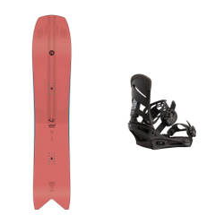 Amplid - Pack Spray Tray 2021 - Snowboard Sets inkl. Bdg.