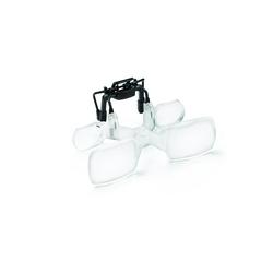 Eschenbach Optik Standlupe Lupe für Brille maxDETAIL Clip