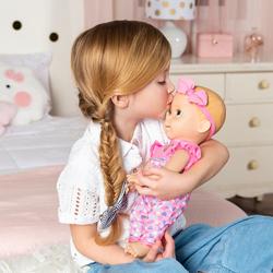 Luvabella Newborn neugeborene Puppe