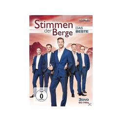 Stimmen Der Berge - Das Beste (DVD)