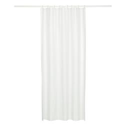 Duschvorhang Largo 30%EVA/70%PE weiß 120,0x200,0cm