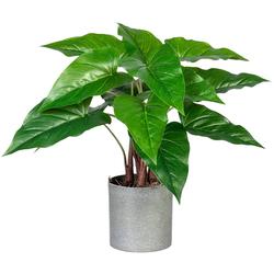 Künstliche Zimmerpflanze Anthurium Anthurium, Creativ green, Höhe 40 cm, im Melamintopf