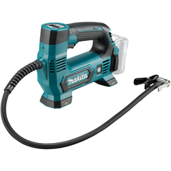 MAKITA Kompressor MP100DZ, max. 12 V, 8,3 bar, ohne Akku blau