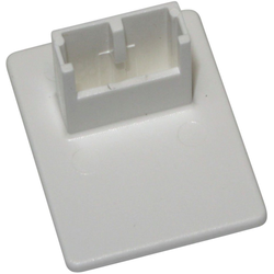 Klebeträger, GARDINIA, Plissees, (Set, 4-tlg), für Easyfix Plissees