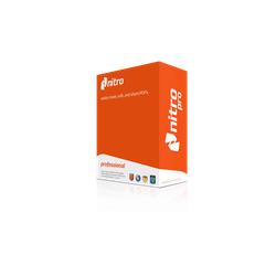 Nitro Pro 13, 1 gebruiker, Meertalig
