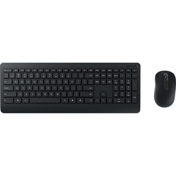 Microsoft Tastatur- und Maus-Set Wireless Desktop 900