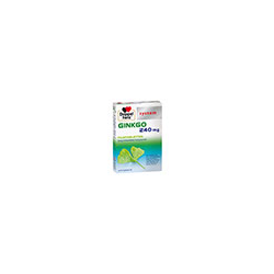 DOPPELHERZ Ginkgo 240 mg system Filmtabletten 30 St