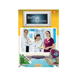 Bettys Diagnose - Staffel 3 DVD