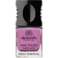 Nail Polish 24 Shiny Aubergine 10 ml