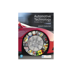Automotive Technology - 6th Edition by James Halderman (Hardcover)