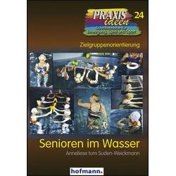 Senioren im Wasser
