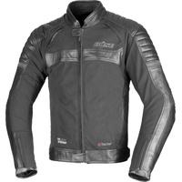Büse Ferno, Leder-Textiljacke wasserdicht - Schwarz - 50