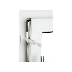 Lichtblick Kipp-Regler für Fenster, Fensterstopper - Weiß