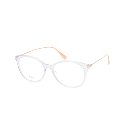 Dior DIORSIGHT O1 900, inkl. Gläser, Cat Eye Brille, Damen