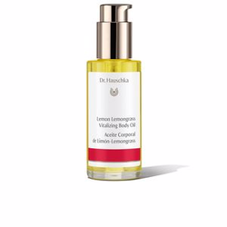 LEMON LEMONGRASS vitalizing body oil 75 ml