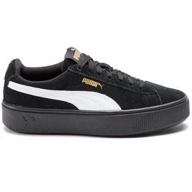 Puma Damen Vikky Stacked SD Sneaker, Schwarz Black, 38.5