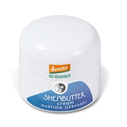 Martina Gebhardt Naturkosmetik Sheabutter - Cream 15ml