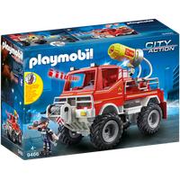Playmobil City Action Feuerwehr-Truck (9466)