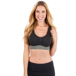 Wohlfühl-BH-Set mit Haltungskorrektur bunt Damen BHs ohne Bügel Damenwäsche