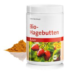 Bio-Hagebutten-Pulver
