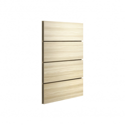 Wandpaneel boards eiche natur