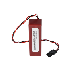 AccuCell Saft Lithoguard 1LS14500 Lithium-Thionyl-Chloride Batterie
