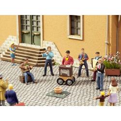 NOCH 0012820 H0 Sound-Szene Straßenmusiker