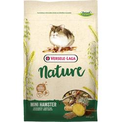 VERSELE-LAGA Mini Hamster Nature getreidereiche Mischung für Hamster 400g