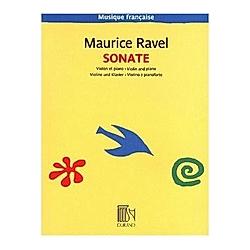 Sonate pour violon et piano. Maurice Ravel  - Buch