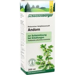 ANDORN Saft Schoenenberger 200 ml