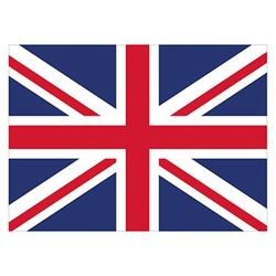 Flagge Großbritannien 90x150cm mit Befestigungsösen
