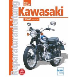 Kawasaki W 650 als Buch von