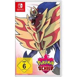 Nintendo Pokemon Schild Switch USK: 6