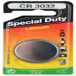 Batterie Knopfzelle CR3032L