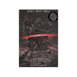 Axel Rudi Pell - Knight Treasures (Live And More) (DVD)