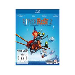 Ritter Rost 2 - Das Schrottkomplott Blu-ray