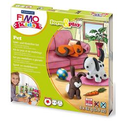 STAEDTLER Knete FIMO kids Form & Play Pet