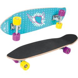 Hudora Skateboard Skateboard Cruiser Skate Wonders ABEC 7