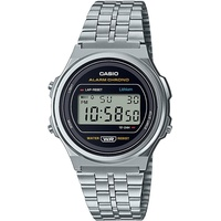 Casio A171WE-1AEF Uhr Armbanduhr Silber