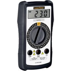Laserliner MultiMeter Hand-Multimeter digital CAT III 300V Anzeige (Counts): 1999