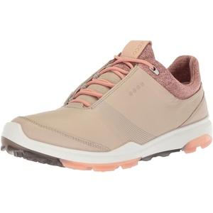 ECCO Damen Women Golf Biom Hybrid 3 Golfschuhe, Beige (Oyster/Muted Clay 50999), 37 EU