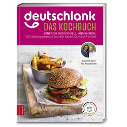 Deutschlank - Das Kochbuch als Buch von Achim Sam/ Michael Hamm